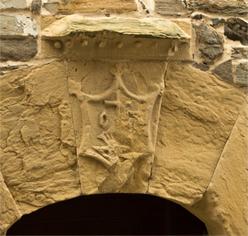 Dintel de la Torre Berriatua